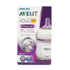 Avent White Natural Feeding Bottle