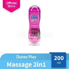 Durex Play Massage 2in1 Lidah Buaya