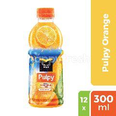 Minute Maid Pulpy Jeruk 12-Pack
