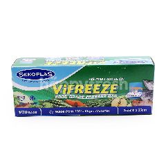 Sekoplas Vifreeze Food Grade Freezer Bag (100 Bags)