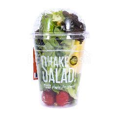 Amazing Farm Shake Salad! Indian Shake