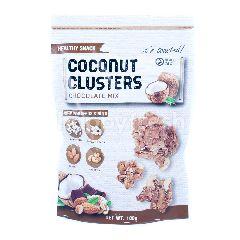 Healthy Snacks Kelapa Dengan Campuran Chocolate
