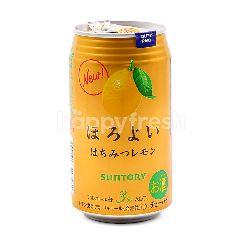 Suntory Hachimitsu Lemon Ginger Flavoured Drinks