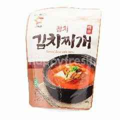Ourhome Kimchi Stew With Tuna