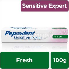 Pepsodent Pasta Gigi Ahli Sensitif Menyegarkan