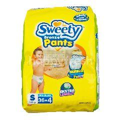 Sweety Bronze Pants Popok Celana Ukuran S