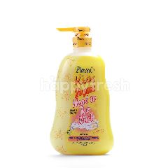 Pureen Kids Yoghurt With Sweet Floral Vanilla Scent Shampoo