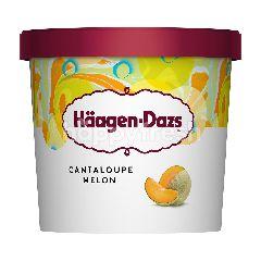 Häagen-Dazs Cantaloupe Melon Ice Cream