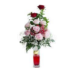 Emme Florist Hanging Heart