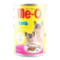 มีโอ อาหารแมว ซีฟู้ด