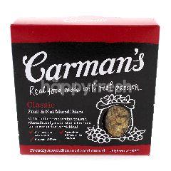 Carman's Classicl Fruit-Free Muesli Bars (6 Pieces)