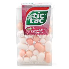 TicTac Strawberry Fields Candy