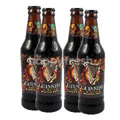 Guinness Bir Hitam Extra Stout 4 Pcs x 325ml
