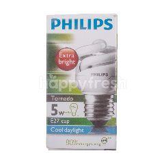 Philips Tornado Putih 5 watt