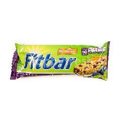 Fitbar Bar Fruits Source of Fiber