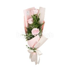 Heartis 3 Soft Pink Rose