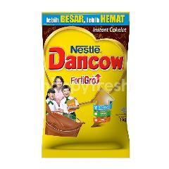 Dancow Enriched Susu Bubuk Rasa Cokelat