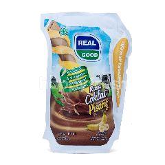 Real Good Susu Rasa Pisang Cokelat