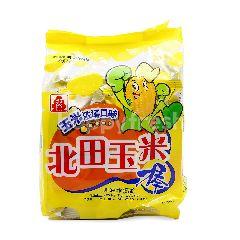 Pei Tien Corn Soup Flavoured Corn Roll