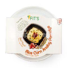 Fit's Bubur Analog Jagung Rasa Daging Sapi