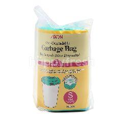 TOPVALU Oxo-Degradable Garbage Bag (S Size - 60 Pieces)