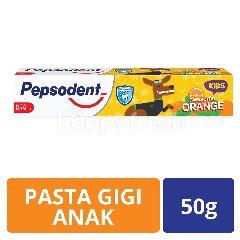 Pepsodent Kids Pasta Gigi Awesome Orange