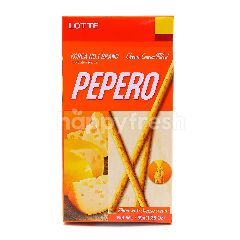 Lotte Pepero Cheese Cream Filled Biscuit