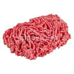 ออสเอ เนื้อวัวแองกัส จีเอช ส่วนสันคอ บด