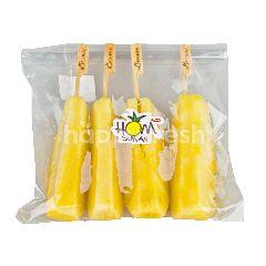 Hom   Suwan Cut Pineapple