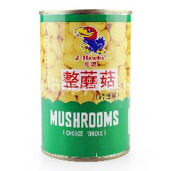 J HAWKS Mushrooms Choice Whole