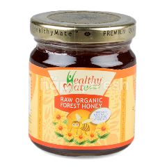 Healthy Mate Raw Organic Honey