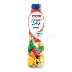 Marigold Mixed Fruits & Vegetables With Wheatgrass Yogurt Drink