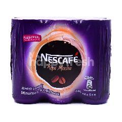 Nescafé Mocha Coffee Drink (6 Cans)