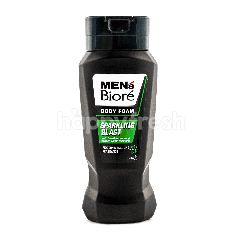 Biore Men's Sparkling Blast Body Foam