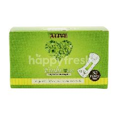 Alive Embrace Panty Liners 155mm