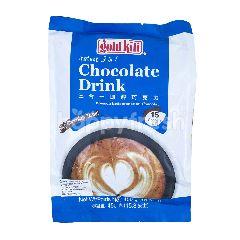 Gold Kili Minuman Cokelat Instant 3in1