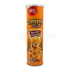Omypop Popcorn Popcorn Rasa Signature Caramel