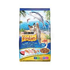 Purina Friskies Adult Cat Food Seafood Sensations Flavour