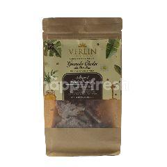 Verlin Granola Bar dengan Biji Chia Kacang Almond Cokelat Putih