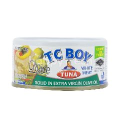 Tc Boy Tuna In Olive Oil