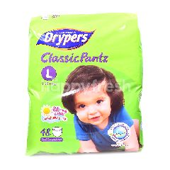 Drypers Classic Pantz L48