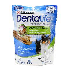 Purina Dental Life Daily Oral Care Dog Treat (Medium)