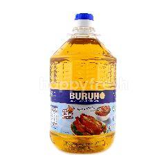 BURUH Filtered Cooking Oil