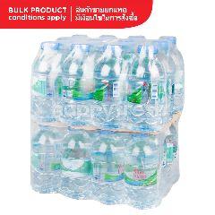 มองต์ เฟลอ น้ำแร่ธรรมชาติ 100% 330 มล. (แพ็ค 24)