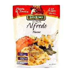 San Remo Pasta Rasa Saus Alfredo