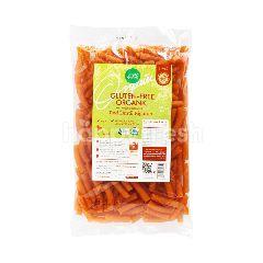 SIMPLY NATURAL Organic Gluten Free Red Lentil Rigatoni Pasta