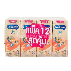 Enfagrow A+ 360 DHA Plus 3 Vanilla Milk 180 ml (Pack 12)
