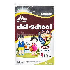 Morinaga Chil School Platinum 4 Susu Bubuk Rasa Vanila