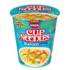 Nissin Spicy Seafood Flavoured Cup Noodles 69G