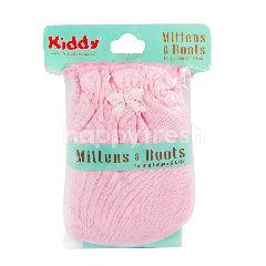 Kiddy Sarung Tangan dan Kaki Bayi 3855